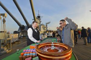 14 Vegas Knights USS Iowa